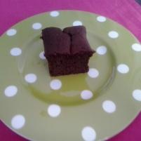 brownie sin azucar sin gluten