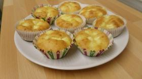 muffins de queso