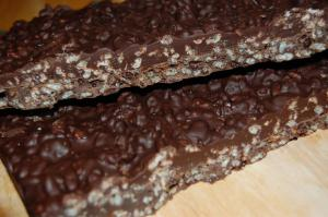 Turron-Chocolate