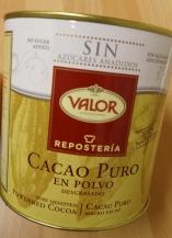 cacao valor