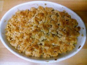 crumble manzana 2